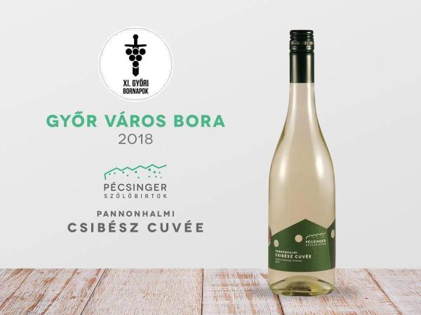"""""""Győr Város bora"""" és """"Fesztivál bora"""" – íme a nyertesek"""