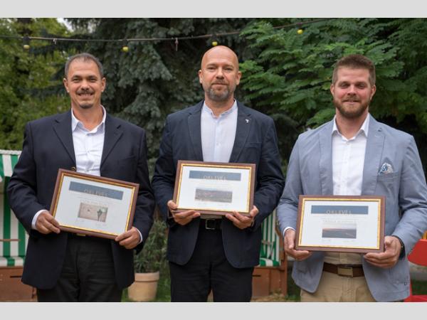 Kihirdettük a Magyarország Legszebb Szőlőbirtoka 2020 díj nyerteseit!