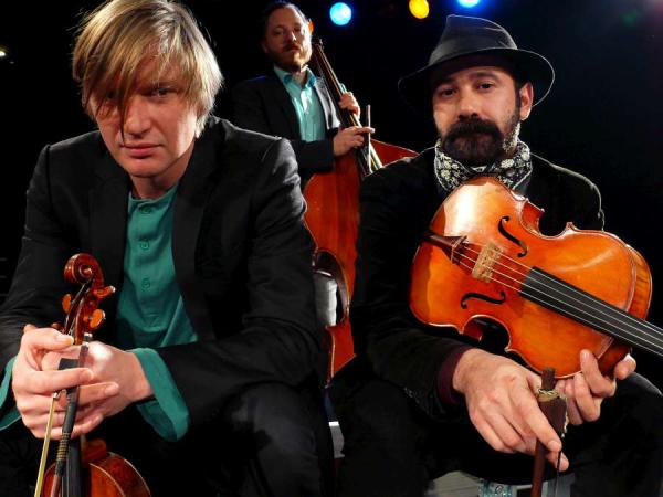 Lajkó Félix Trió koncert Pannonhalmán