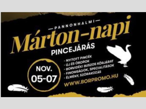 Márton-napi pincejárás 2021. 11. 05-07.