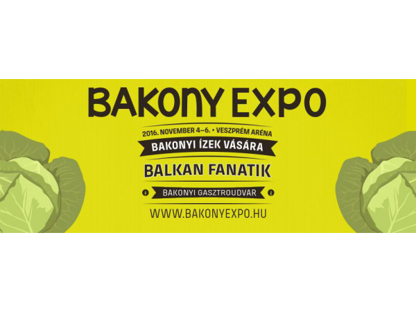 Bakony Expo 2016.