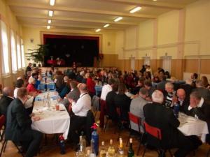 Pannonhalmi Szent Márton Borrend ünnepi avatási ceremóniája